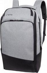 """Plecak R-BAG Plecak rBAG męski na laptop 13-15,6"""" z USB Forge Grey"""