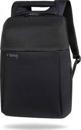 """Plecak R-BAG Plecak rBAG męski na laptop 13-15,6"""" z USB Fort black"""