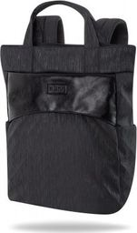 Plecak R-BAG Plecak rBAG męski z USB Handy Black