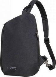 Plecak R-BAG Plecak rBAG męski z USB Switch black