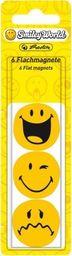 Herlitz Magnes płaski Smiley World