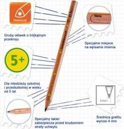 Herlitz Ołówek Herlitz Trilino