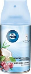 Air POLO Wkład odświeżacz Air Polo 260 ml Orzech kokosa i wiśnia
