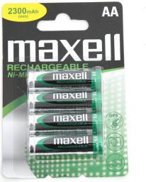 Maxell Akumulator AA / R6 2300mAh 4szt.