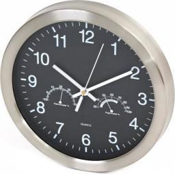 Platinet Winter clock BLACK (42575)