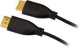 Kabel Libox HDMI - HDMI, 1.5, Czarny (LB0002-1,5)