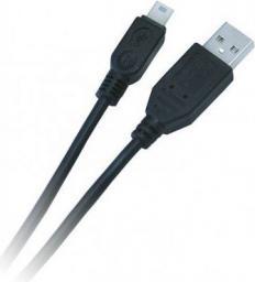 Kabel USB Libox USB mini - USB, 1,8m (LB0017)