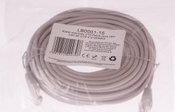 Libox UTP 15m CAT.5E UTP 4x2x26 AWG