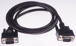 Kabel Libox D-Sub (VGA) - D-Sub (VGA) 1.8m czarny (LB0010)