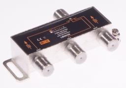 Libox Rozgałęziacz sygnału/Spliter 3 WAYS Power Pass (LB0038)