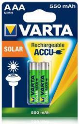 Varta Akumulator Solar AAA / R03 550mAh 2szt.