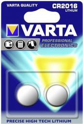 Varta Bateria Electronics CR2016 2szt.