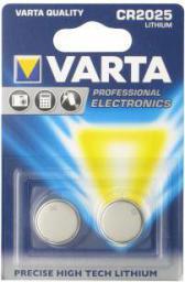 Varta Bateria Electronics CR2025 2szt.