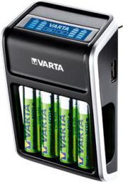 Ładowarka Varta Ładowarka LCD 4x2100 (57677)