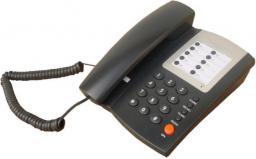 Telefon przewodowy Mescomp Tytus granatowy (MT 575)