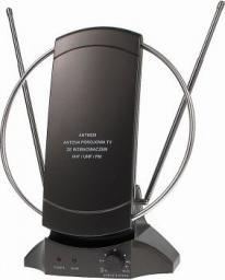 Antena RTV Cabletech Antena pokojowa ze wzmacniaczem ANT0020