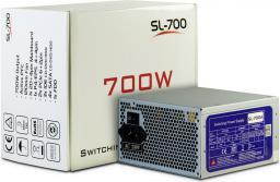Zasilacz Inter-Tech PSU 700W (SL-700)