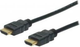 Kabel Digitus HDMI - HDMI, 3, Czarny (DK-330107-030-S)