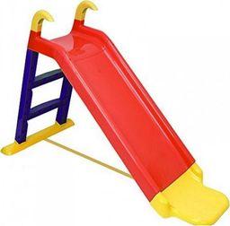 Zjeżdżalnia Ogrodowa Plastikowa dla Dzieci 141x60x78.5 cm