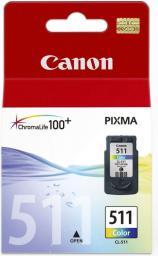 Canon Tusz CL-511 (color)