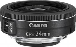 Obiektyw Canon EF-S 24mm f/2.8 STM - (9522B005AA)