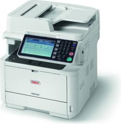 Urządzenie wielofunkcyjne OKI MB492dn (45762112)