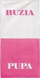 Upominkarnia Ręcznik Buzia-Pupa Różowy uniwersalny