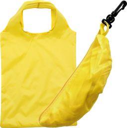 Kemer Składana torba na zakupy KEMER Żółta uniwersalny