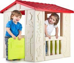 FEBER Domek dla dzieci Happy House beżowy