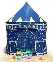 Iso Trade Namiot dla dzieci niebieski uniwersalny