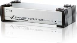 Aten 4-portowy rozgałęźnik DVI VS164 (VS164-AT-G)