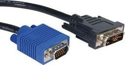 Kabel Value D-Sub (VGA) - D-Sub (VGA) 3m czarny