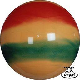 Arpax Piłka do ćwiczeń 55cm żółta