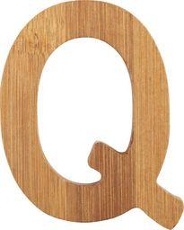 Small Foot ABC alfabet literka drewniana Q uniw