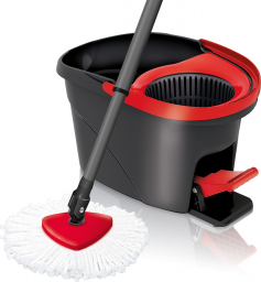 Vileda Mop Easy Wring and Clean (<->SPIN MOP)