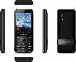 Telefon komórkowy Maxcom MK 281 4G VoLTE Czarny