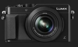 Aparat cyfrowy Panasonic DMC-LX100 Czarny