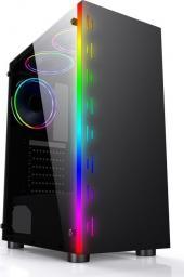 Komputer Vist VR8, Ryzen 3 3200G, 16 GB, Radeon Vega 8, 480 GB SSD 2 TB HDD Windows 10 Pro