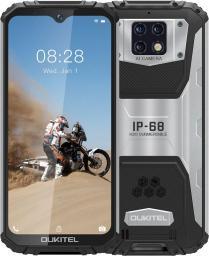Smartfon Oukitel WP6lite 128 GB Dual SIM Czarno-srebrny  (WP6lite-BK/OL                  )