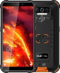 Smartfon Oukitel WP5Pro 64 GB Dual SIM Czarno-pomarańczowy  (WP5Pro-OE/OL                   )