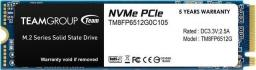 Dysk SSD Team Group MP33 512 GB M.2 2280 PCI-E x4 Gen3 NVMe (TM8FP6512G0C101)