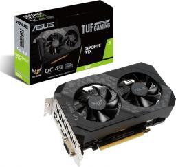 Karta graficzna Asus TUF GeForce GTX 1650 Gaming OC 4GB GDDR6 (TUF-GTX1650-O4GD6-P-GAMING)