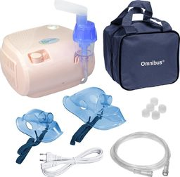 Omnibus Inhalator OMNIBUS BALLET BR-CN116 - różowy