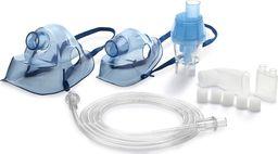 Omnibus Zestaw akcesoriów marki Omnibus - niebieski Oryginalny pełny zestaw z kompletem akcesoriów do wszystkich inhalatorów marki Omnibus