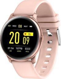 Smartwatch Garett Electronics Women Laura Różowy  (5903246287837)