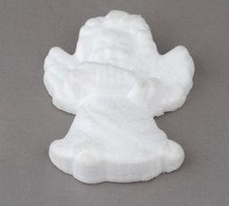 Artequipment Figurka styropianowa aniołka 6cm uniw