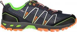 CMP Buty męskie Altak Trail Shoe Wp Navy-mint-orange fluo r. 41 (3Q48267-97BD)