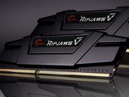 Pamięć G.Skill Ripjaws V, DDR4, 8 GB,3200MHz, CL16 (F4-3200C16D-8GVK)
