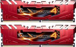 Pamięć G.Skill Ripjaws 4, DDR4, 8 GB,2666MHz, CL15 (F4-2666C15D-8GRR)