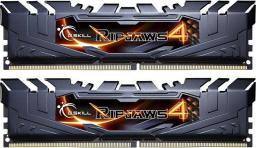 Pamięć G.Skill Ripjaws 4, DDR4, 8GB,3000MHz, CL15 (F4-3000C15D-8GRK)